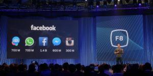 臉書F8大會