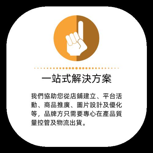 金品網路行銷顧問有限公司優勢_一站式解決方案